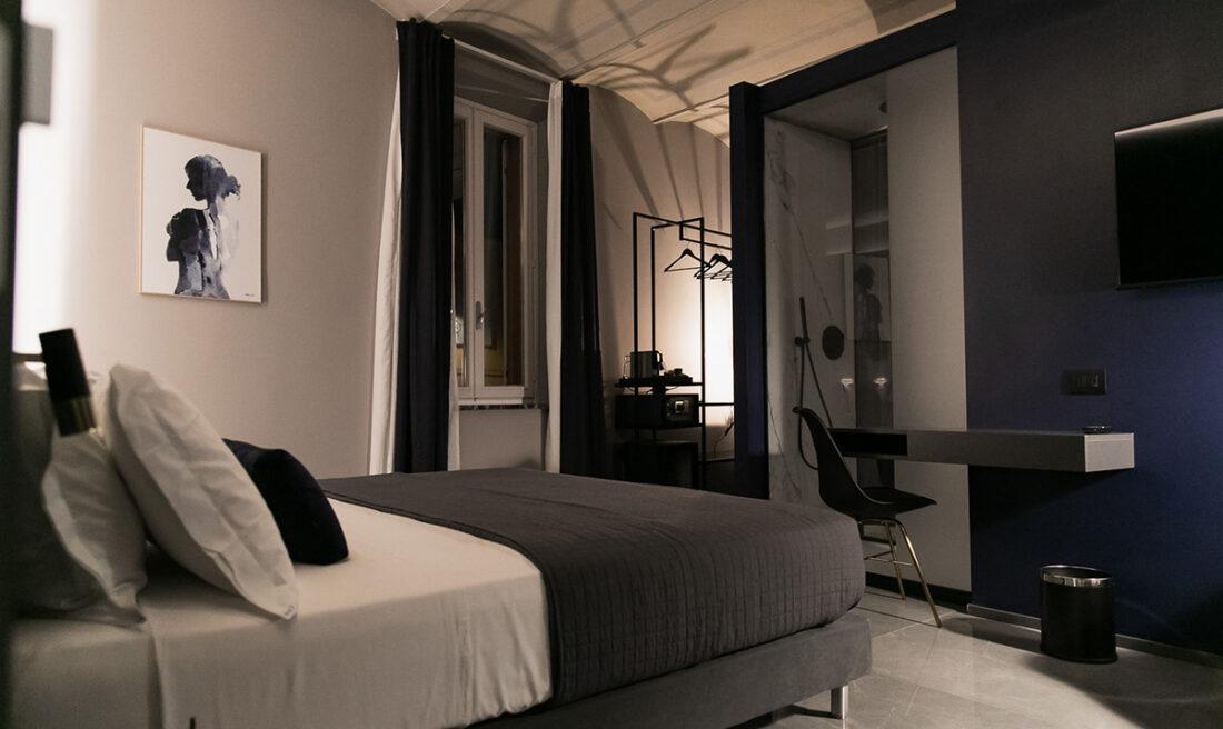 Welive king deluxe room
